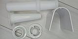 Мясорубка Bosch Henschll HS-0032 электрическая с реверсом насадками 2500Вт | Электромясорубка с соковыжималкой, фото 5