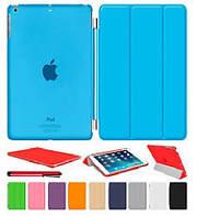 Чехол для планшета Smart cover+silicon case for Apple iPad mini 4