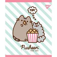 Тетрадь Yes А5 Pusheen Sweet Cat 18 листов линия 5 дизайнов 10 шт (765213)