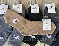 Дитячі підліткові шкарпетки з махрою тм Шугуан XL