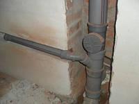 Демонтаж / монтаж стояков канализации