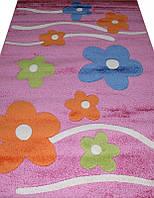 Детская ковровая дорожка Fulya 8947a PINK