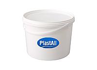 Рідкий наливний акрил Пластол (Plastall) Premium для реставрації ванн 1.5 м (матеріал для майстрів), фото 1