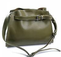 Женская кожаная сумочка клатч E0-56 Green Женские кожаные сумки и кожаные клатчи купить недорого в Украине