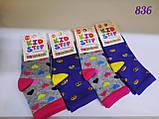 Дитячі шкарпетки для дівчатоKid Step, фото 2