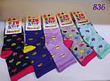 Дитячі шкарпетки для дівчатоKid Step, фото 3