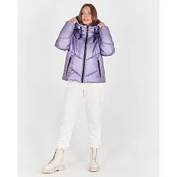 Актуальная женская зимняя куртка с капюшоном