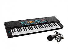 Детский музыкальный инструмент Детский синтезатор HS5460A, 54 клавиши игрушка