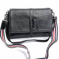 Женская кожаная сумочка клатч 2201 Black Женские кожаные сумки и кожаные клатчи купить недорого в Украине