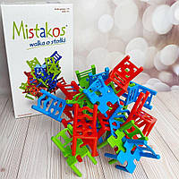 Настольная Игра Mistakos Стульчики
