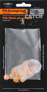 ПВА пакеты для рыбалки Mikado прямоугольные, 100x125мм, 20шт.