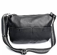 Женская кожаная сумочка клатч 051 Black Женские кожаные сумки и кожаные клатчи купить недорого в Украине