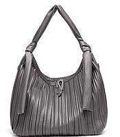 Женская сумка 9031 Gray Женские сумки JOHNNY оптом недорого в Одессе 7 км