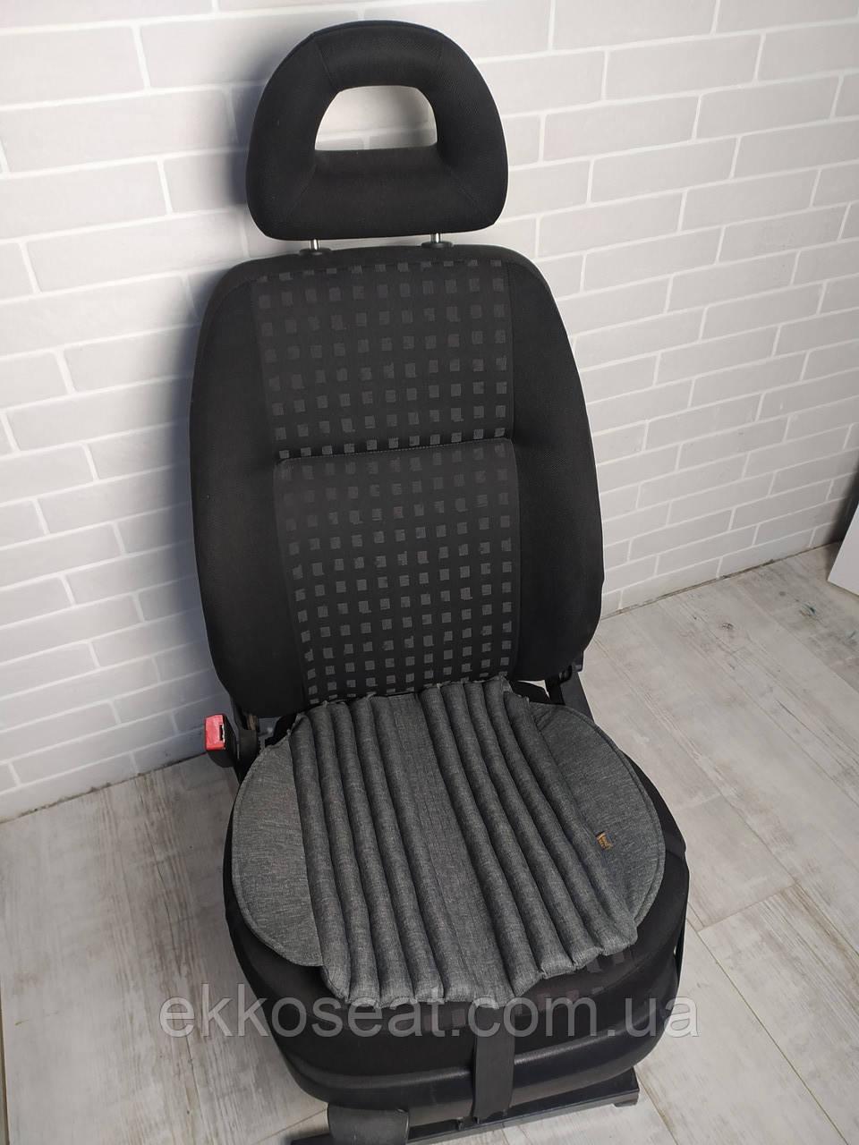 Ортопедичні подушки сидіння EKKOSEAT на автомобільне крісло. Універсальна.
