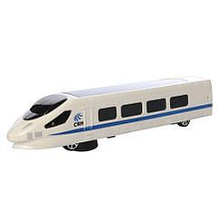 Игрушечный Поезд Bambi 888AВ1 33 см, музыкальный (Остроконечный нос)