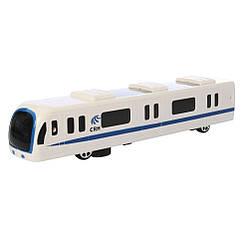 Игрушечный Поезд Bambi 888AВ1 33 см, музыкальный (Затупленый нос)