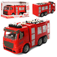 Игрушечная Пожарная машина Bambi 98-618A 34 см