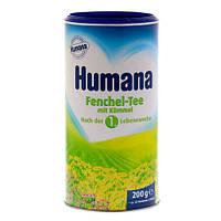 Humana Fencheltee mit Kummel «Фенхель и тмин» Растворимый чай 200 г