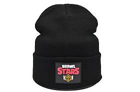 Шапка Hip Hop Shop Brawl Stars 55-59 см чёрная (H-08118-443)