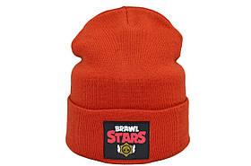 Шапка Hip Hop Shop Brawl Stars 55-59 см терракот (H-08118-446)