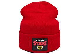 Шапка Hip Hop Shop Brawl Stars 55-59 см красная (H-08118-449)