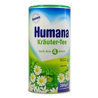 Humana Krauter-Tee «Травяной сбор с ромашкой» Растворимый чай 200 г