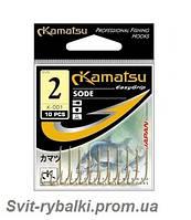 КРЮЧОК Kamatsu (K-001) Sode №4BLN - R