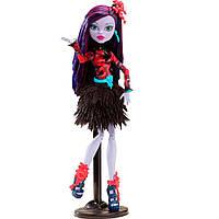 Лялька Монстер Хай Джейн Булитл Морок і Цвітіння з аксесуарами Monster High Jane Boolittle Gloom and Bloom