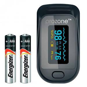 Пульсоксиметр 4-в-1 ProZone oExpert Black
