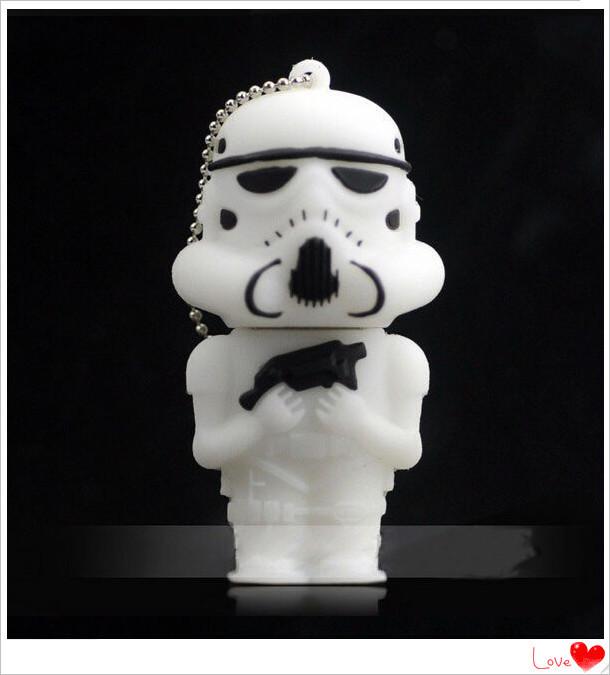 Флешка штурмовик Star Wars 16 б