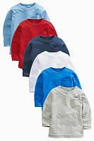Детские футболки с длинным рукавом Next
