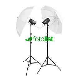 Набор студийного света Godox MiniMaster 150 KIT-2, 2х150 Дж