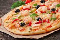 """Пицца """"Морепродукты"""""""