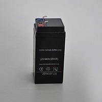 Аккумулятор Qian Heng Dian Chi 4V (4V4AH/20HR)