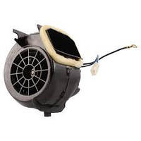 Электродвигатель отопителя (мотор печки) ВАЗ 2108,09 в сборе (улитка) (производство Калуга)