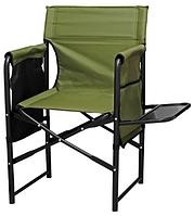 Стул – кресло раскладной «Режиссер» гигант с полкой.