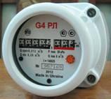 Газовый счетчик роторный Ямполь G4