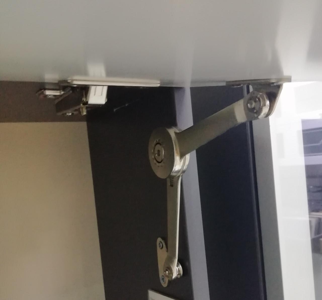 Меблевий підйомник кутового відкривання GIFF універсальний