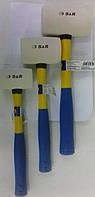 S&R 285230045 Резиновый молоток S&R 230 грамм, белая резина