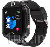 Годинник Smart Watch AmiGo GO007 FLEXI GPS Black UA UCRF Гарантія 12 місяців
