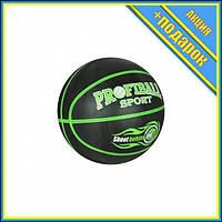 Мяч баскетбольный VA 0056 размер 7 (Зеленый),Соревновательные игры,Баскетбол Мячи,Баскетбольные мячи Мячи для