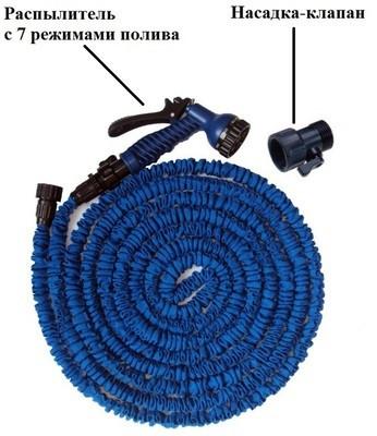 Садовый шланг Xhose, Икс Хоз 22.5 м. -  X hose шланг