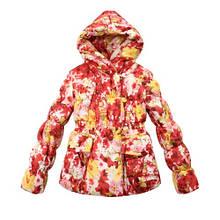 Детская куртка для девочки на 12 лет Richie House демисезонная