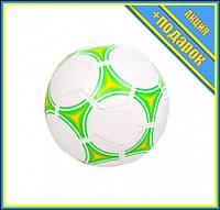 Мяч футбольный BT-FB-0220, 4 вида (Зелёный),Профессиональный мяч для футбола,Футбольный мяч для асфальта,Мини