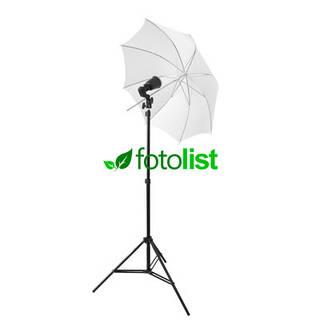 Набор студийного света для фото на документы VS-32W KIT-1, 1х32 Дж