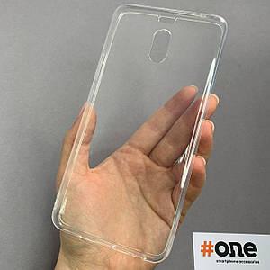 Чехол для Meizu M6 Note силиконовый чехол на телефон мейзу м6 нот прозрачный TTM