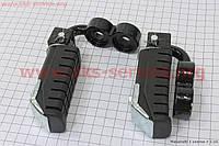 Подножки передние комплект на мотоцикл VIPER