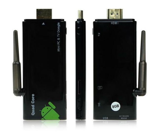 Android Smart TV Box CX-919  Quad  Core Rockchip RK3188 Quad Core  4 х 1.6 GHz 28nm  2GB RAM 8GB ROM