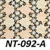 Клеенка кружевная на стол в рулонах Easy Lace / NT-092