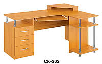 Компьютерный угловой стол СК-202